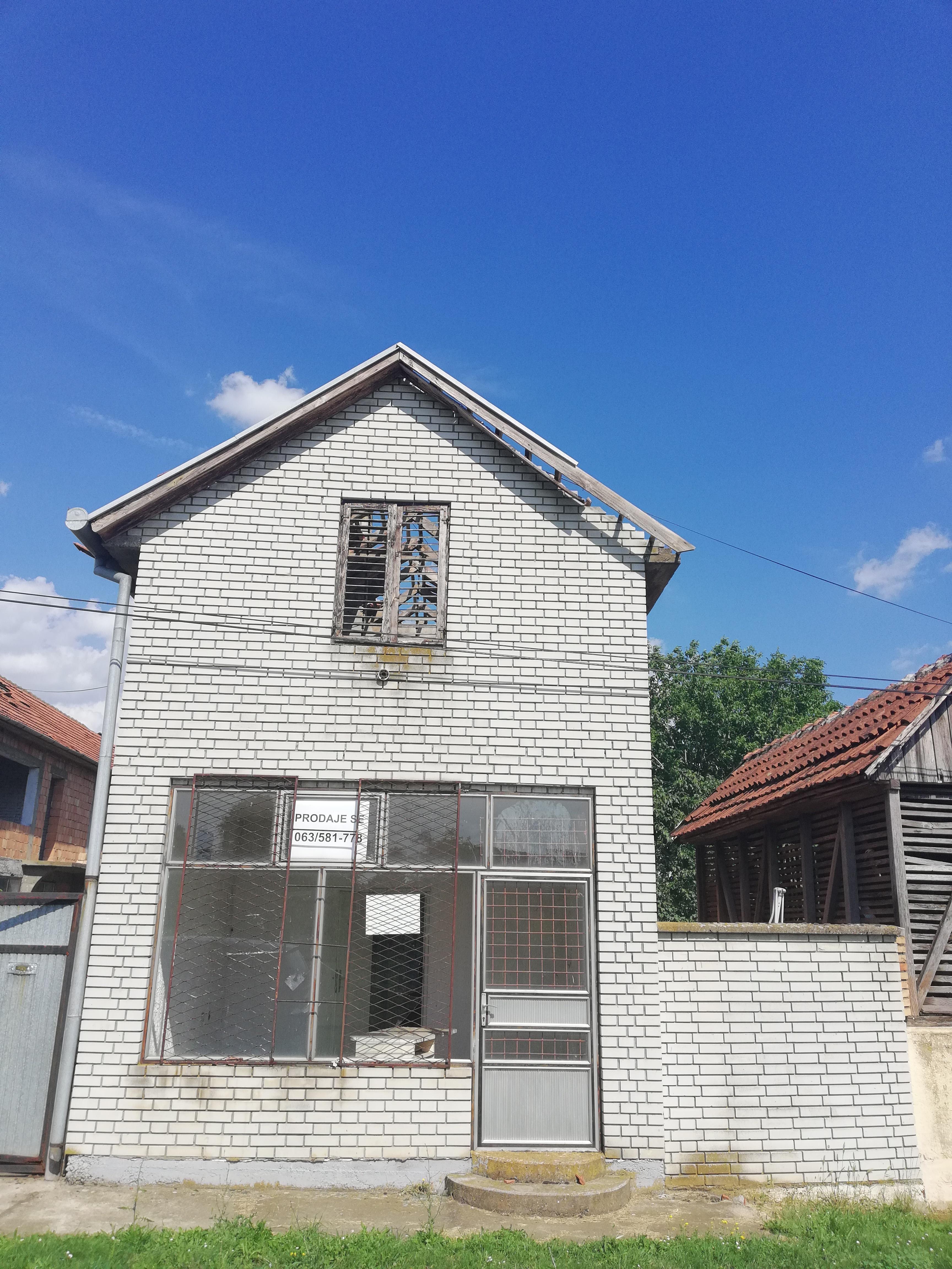 Dva stambeno poslovna objekta, Putinci