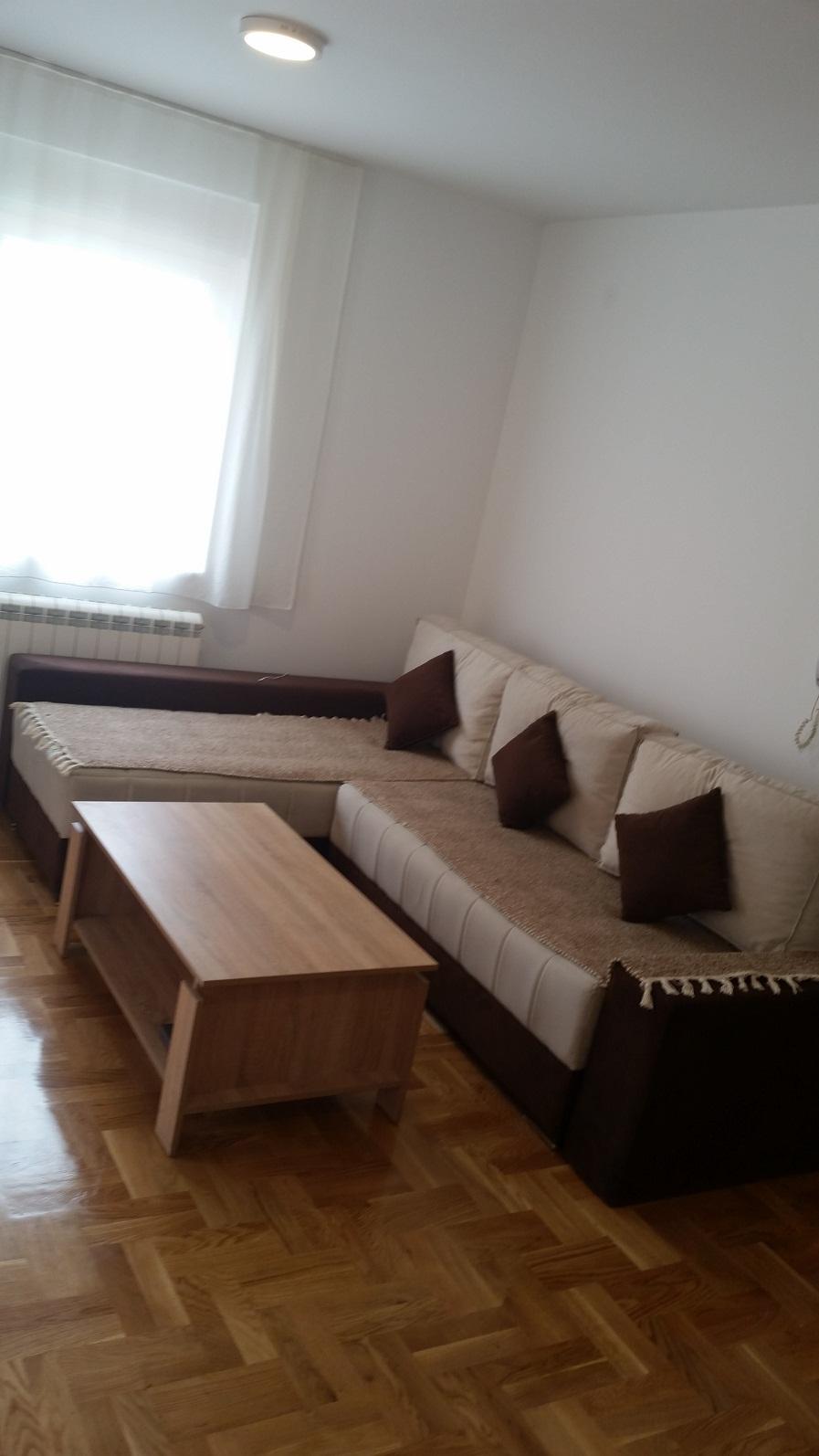 Nov stan 50 m2, I sprat, Altina