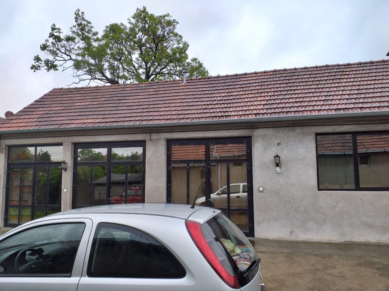 Kuća 340 m2, posl. prostor 150 m2, plac 1717 m2, Inđija
