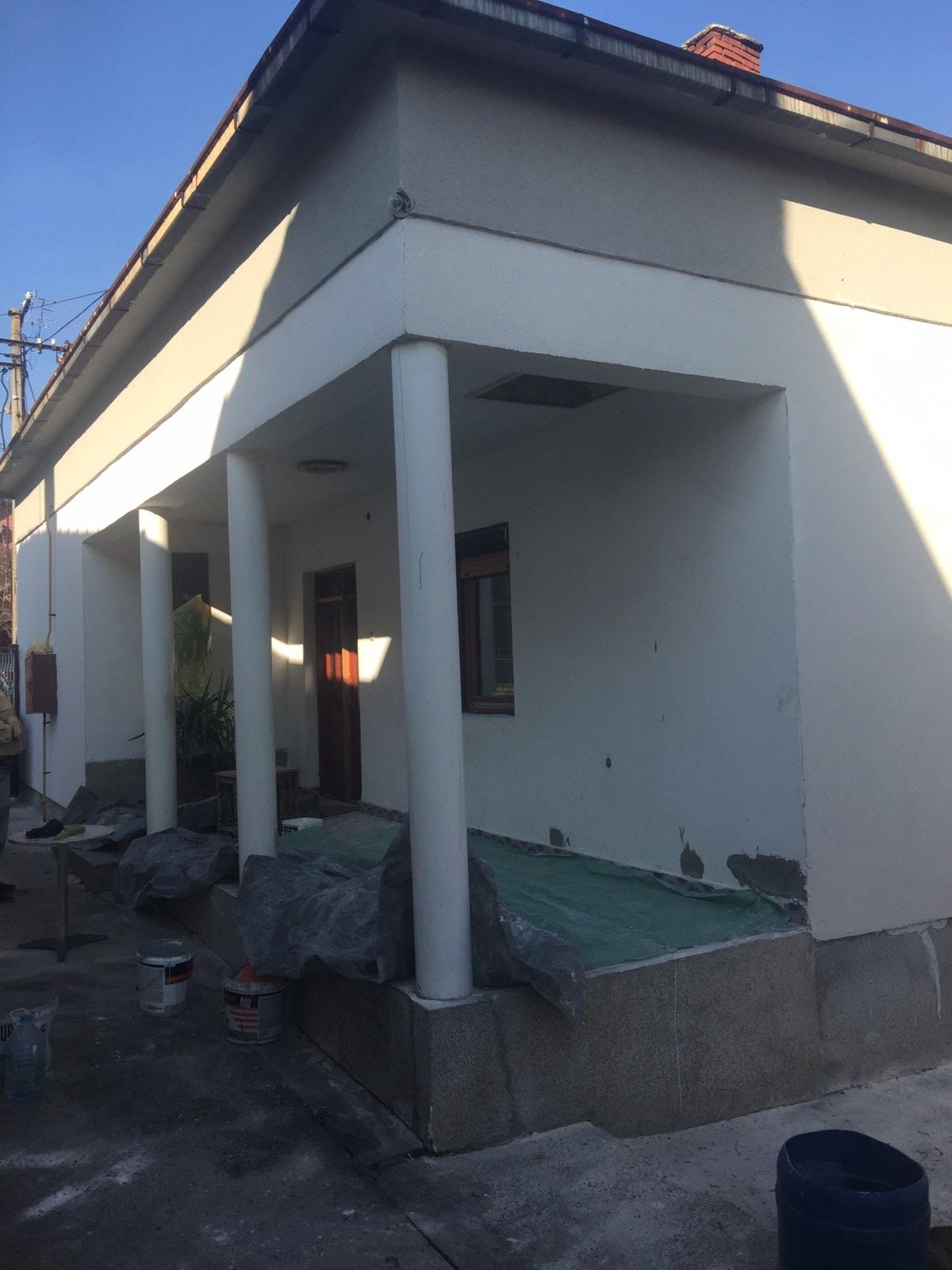 Prizemna kuća 107 m2, uknjižena, plac 467 m2, Inđija