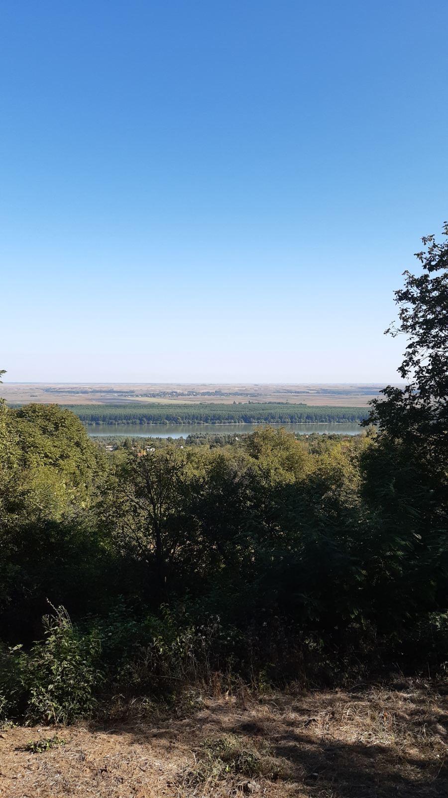 Parcela 10804 m2, pogled na Dunav, Novi Slankamen